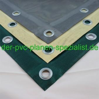PVC Netz per m²