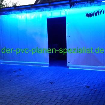 PVC Plane per m² - Maßanfertigung