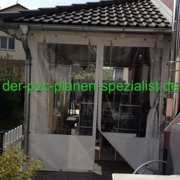PVC klar per m² - Maßanfertigung