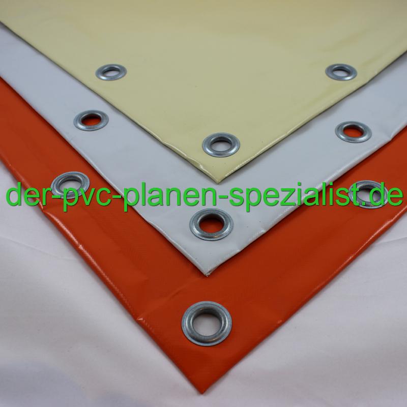 3,10 x 1,50m-ca 500gr//m²-Schwarz mit Ösen-LKW Plane-PVC Plane Abdeckplane